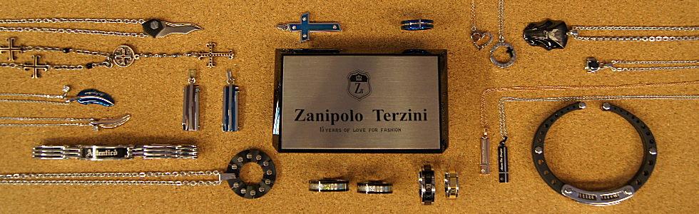 Zanipolo Terzini サージカルステンレスアクセサリー