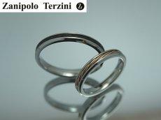 画像2: Zanipolo Terzini【ザニポロタルツィーニ】ステンレスリング 単品販売 (2)