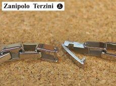 画像2: Zanipolo Terzini【ザニポロタルツィーニ】ステンレスブレスレット ZTB1906 (2)