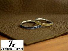 画像5: Zanipolo Terzini【ザニポロタルツィーニ】組み合わせ自由!サージカルステンレススリムペアリング (5)