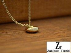 画像6: Zanipolo Terzini【ザニポロタルツィーニ】ステンレスドーナツリングペンダント&チェーンセット ペアセット (6)