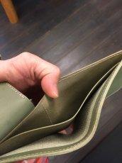 画像8: シンプルisベスト!スタンダード二つ折り財布!本革折財布 (8)