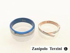画像3: BL&PG★サージカルステンレスペアリング【ザニポロタルツィーニ】Zanipolo Terzini☆ (3)