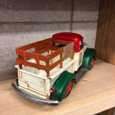 画像2: 【ブリキ自動車模型】ファーマーズトラック!クラシック (2)