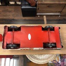 画像6: 【ブリキ自動車模型】アメリカンビンテージカー★レーシングカー (6)