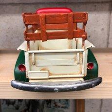画像4: 【ブリキ自動車模型】ファーマーズトラック!クラシック (4)