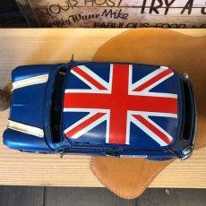 画像7: 【ブリキ自動車模型】イギリス国旗★ミニカー★クラシックミニカー (7)