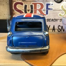 画像4: 【ブリキ自動車模型】イギリス国旗★ミニカー★クラシックミニカー (4)