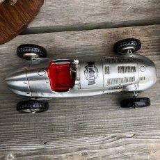 画像6: 【ブリキ自動車模型】F1ビンテージレーシングカー★シルバーサーキット (6)