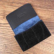 画像2: 【限定販売】象革名刺入れ&カードケース★いただいた名刺を落とさない (2)