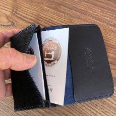 画像4: 【限定販売】象革名刺入れ&カードケース★いただいた名刺を落とさない (4)