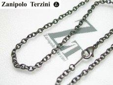 画像2: Zanipolo Terzini【ザニポロタルツィーニ】ステンレスチェーンZTC401BK (2)