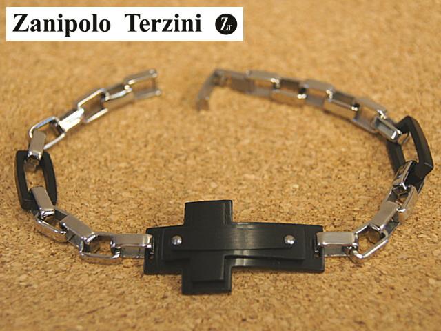 画像1: Zanipolo Terzini【ザニポロタルツィーニ】ステンレスブレスレット ZTB1906 (1)