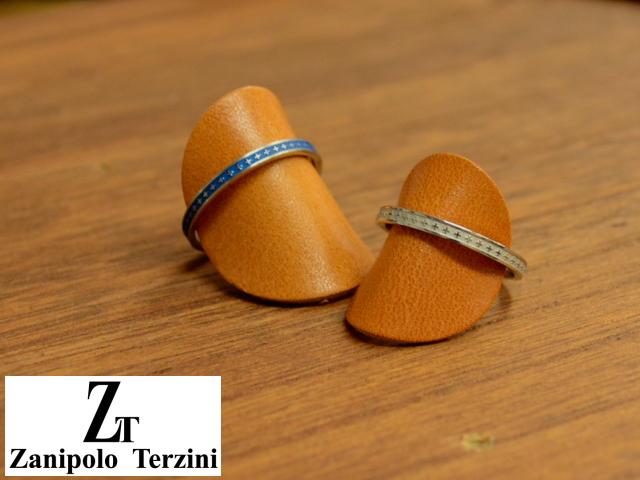画像1: Zanipolo Terzini【ザニポロタルツィーニ】組み合わせ自由!サージカルステンレススリムペアリング (1)