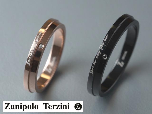画像1: 【ザニポロタルツィーニ】Zanipolo Terzini☆「Just The Way You Are」サージカルステンレスペアリング (1)